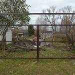 Ворота рабица секцонная 4м высота 1,7м